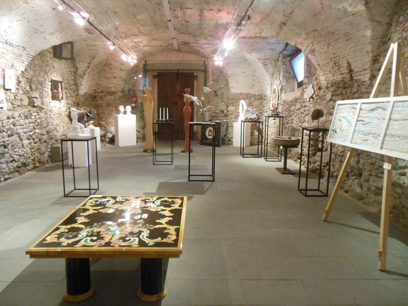 Le mani segrete museo dei bozzetti for Mostre d arte 2017